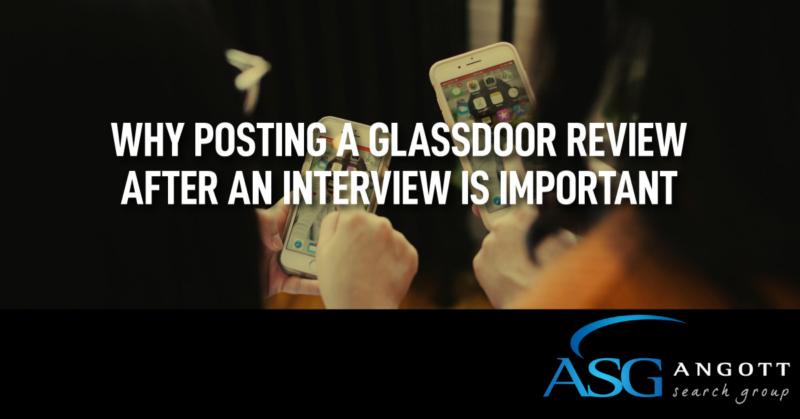 Glassdoor review.05.28.19